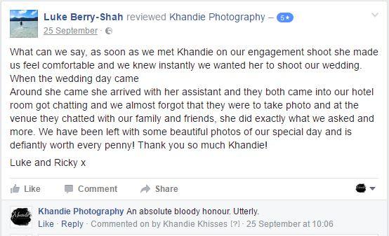 khandie, photographer, photography, wedding, northampton, northants,